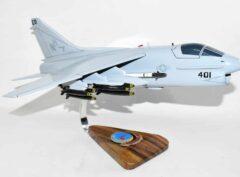 VA-94 Shrikes 1987 A-7E Model