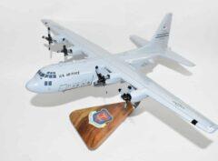 302d Airlift Wing C-130H Model