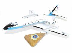 Military Airlift Command VC-140B JetStar Model