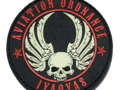 Aviation Ordnance IYAOYAS PVC Patch – Hook and Loop