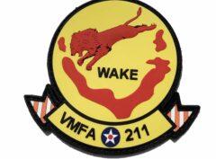VMFA-211 Wake Island Avengers PVC Patch – Hook and Loop