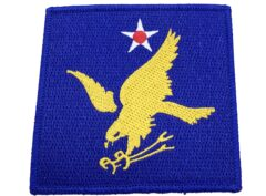 2nd Air Force Patch – Hook and Loop