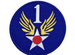 1st Air Force Patch – Hook and Loop