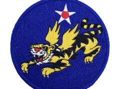 14th Air Force Patch – Hook and Loop