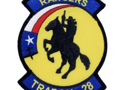 VT-28 Rangers Patch – No Hook and Loop