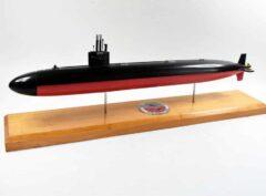 USS Jacksonville SSN-699 FLT I Submarine Model