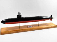 USS La Jolla SSN-701 Flt I Submarine Model