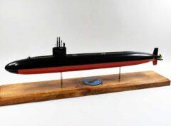 USS Minneapolis–Saint Paul (SSN-708) FLT I Submarine Model