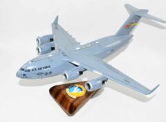 729th Airlift Squadron (Spirit of California March) C-17 Model