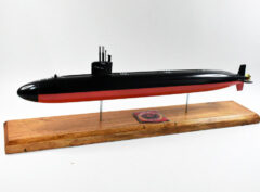 USS Phoenix (SSN-702) Flt I Submarine Model