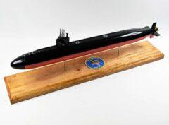 USS Norfolk (SSN-714) FLT I Submarine Model