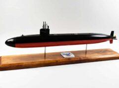 USS Atlanta (SSN-712) FLT I Submarine Model