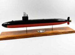 USS San Francisco (SSN-711) FLT I Submarine Model