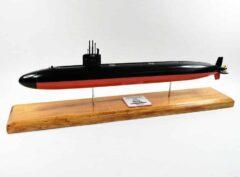 USS Baltimore (SSN-704) Flt I Submarine Model