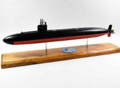 USS Buffalo (SSN-715) FLT I Submarine Model
