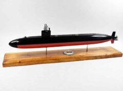 USS Dallas SSN-700 Flt I Submarine Model