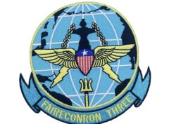 VQ-3 Ironman Patch - Plastic Backing