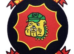 Marine Corps MABS-11 Patch - No Hook and Loop