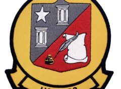 Marine Corps H&HS 28 Patch - No Hook and Loop