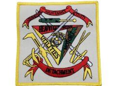 IMA Detachment Patch - No Hook and Loop