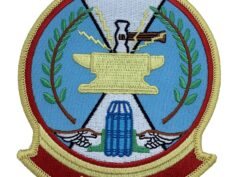 Marine Corps H&MS 56 Patch – No Hook and Loop
