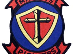 Marine Corps MABS-15 Patch - No Hook and Loop