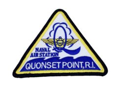 Nas Quonset Point Patch – Plastic Backing