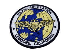 Nas Lemoore Patch – Plastic Backing