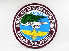 NAS Cubi Point Bataan Philippines Plaque
