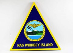 NAS Whidbey Island Plaque
