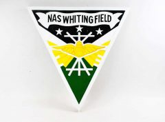 NAS Whiting Field Plaque