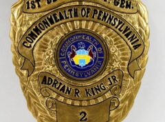 Commonwealth of Pennsylvania Badge