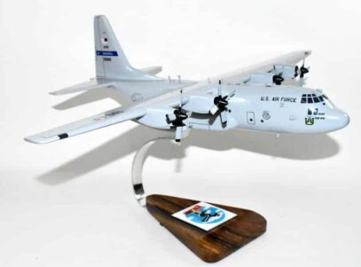 357th Airlift Squadron C-130H2 Model