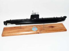 HMS Onyx S-21 Oberon Class Submarine Model