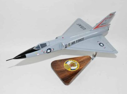 119st FIS New Jersey ANG 1984 F-106A Model