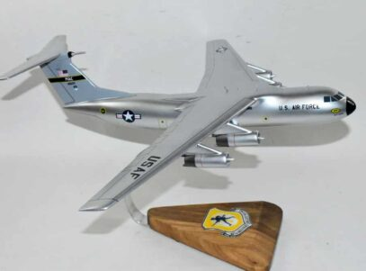437th Military Airlift Wing (0624 1969) C-141a Model