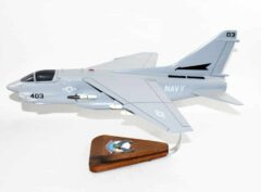 VA-72 Blue Hawks USS America 1984 A-7E Model