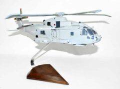 Royal Navy (856) HM2 Merlin Model