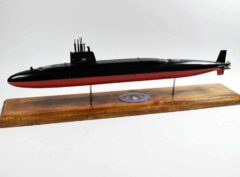 USS Andrew Jackson SSBN-619 Submarine Model