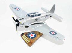 SBD Dauntless Dive Bomber (1943) Model