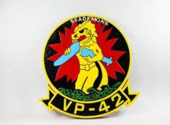 VP-42 Sea Demons Plaque