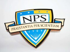 Naval Post Graduate School Crest