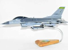 134th FS Vermont ANG F-16C Model