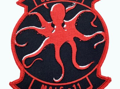 MALS-11 Devilfish Patch – Hook and Loop