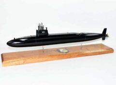 USS John C. Calhoun SSBN-630 Submarine Model