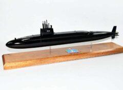 USS Stonewall Jackson SSBN-634 Submarine Model