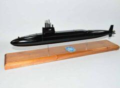 USS Nathanael Greene SSBN-636 Submarine Model