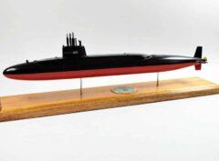 USS James Monroe SSBN-622 Submarine Model