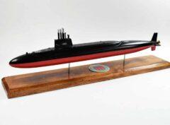 USS Nathan Hale SSBN-623 Submarine Model