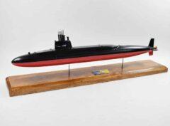 USS Daniel Webster SSBN-626 Submarine Model